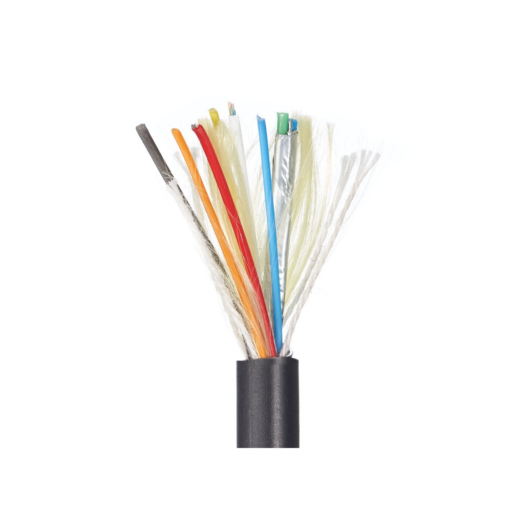 Optisk HDMI-kabel - 8K, HDMI 2.1, 48 Gbps, opptil 100m - in-akustik