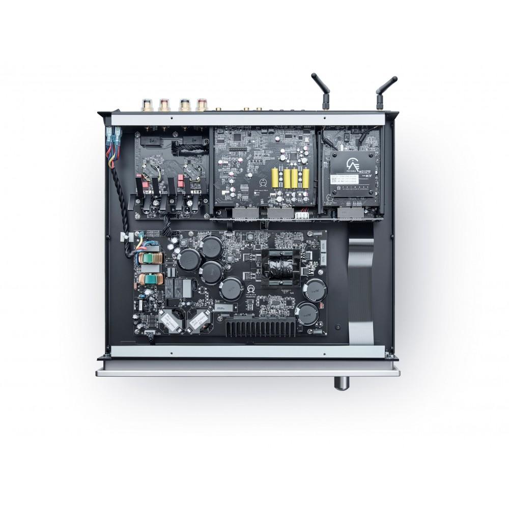 I25 Prisma - Integrert forsterker med DAC og nettverkspiller - Primare