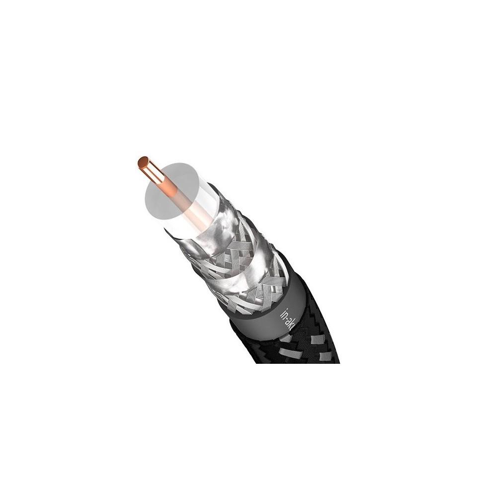 Antennekabel coax 120 dB - Excellence - In-akustik