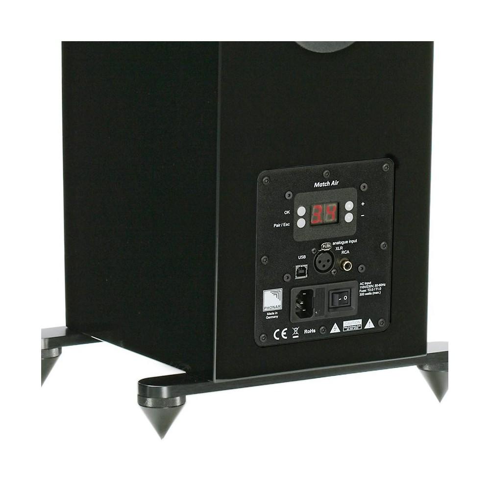 Phonar Veritas Match Air P4 - Aktive gulvstående høyttalere
