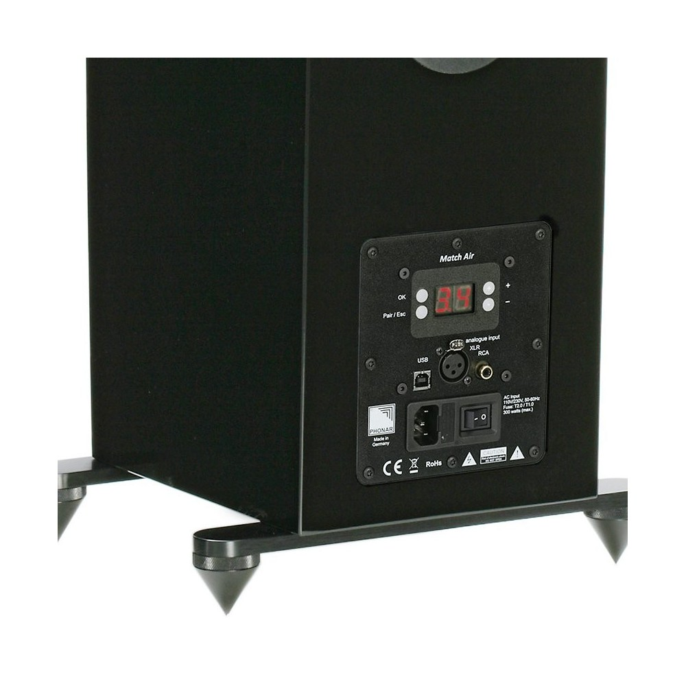 Phonar Veritas Match Air P6 - Aktive gulvstående høyttalere