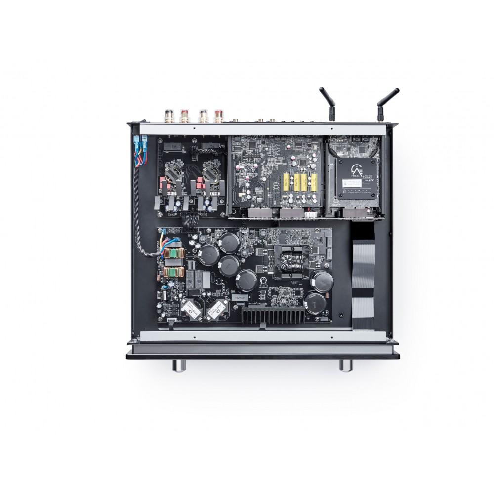 I35 Prisma - Integrert forsterker med DAC og nettverkspiller - Primare