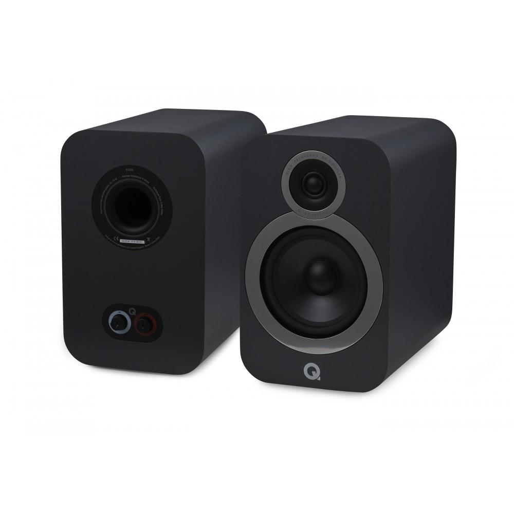 Q Acoustics 3030i stativhøyttalere - Par