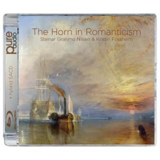 The Horn in Romanticism - Steinar Granmo Nilsen & Kristin Fossheim (Blu-ray + Hybrid SACD)