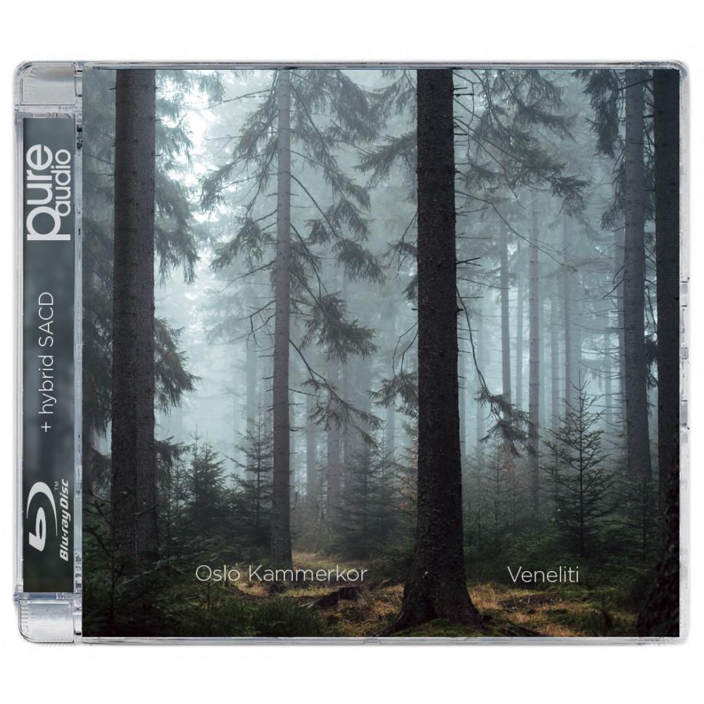 Veneliti - Oslo Kammerkor (Blu-ray + Hybrid SACD)