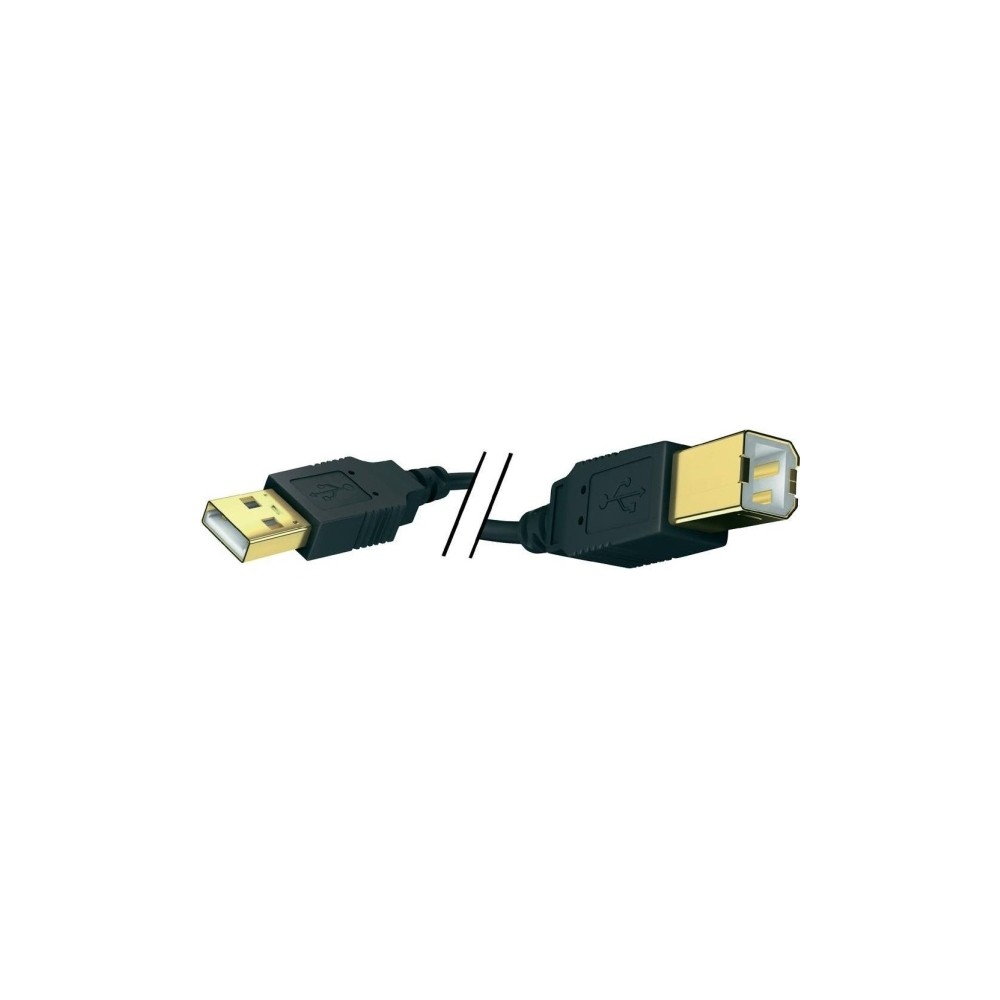 USB-kabel (A-B) - In-akustik Premium