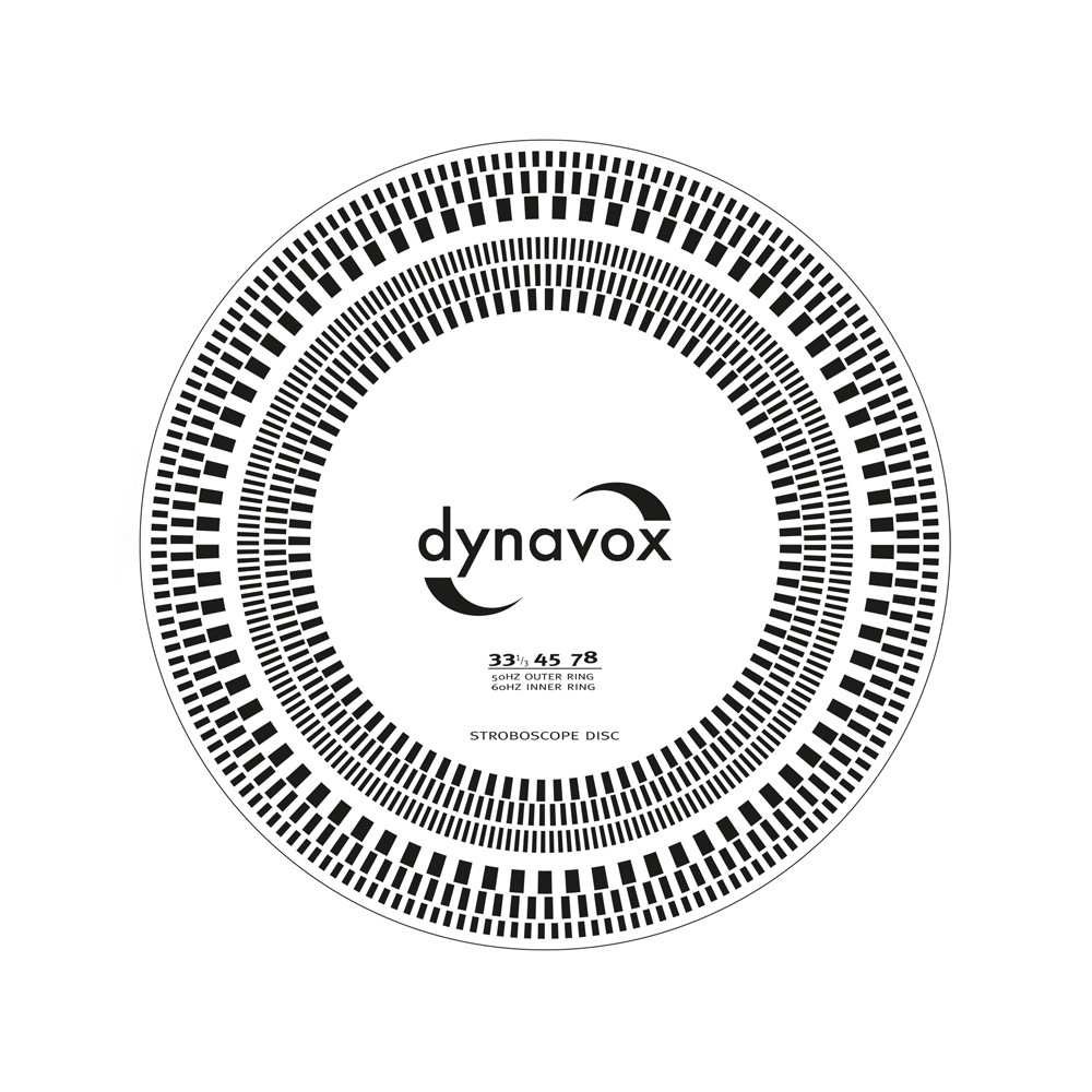 Justeringsverktøy platespiller-pickup Dynavox