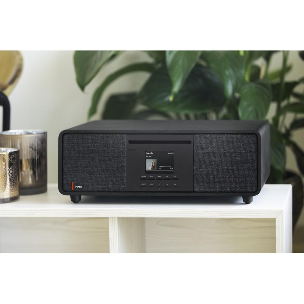 Pinell Supersound 701- CD/DAB+/FM/Nett/Spotify/