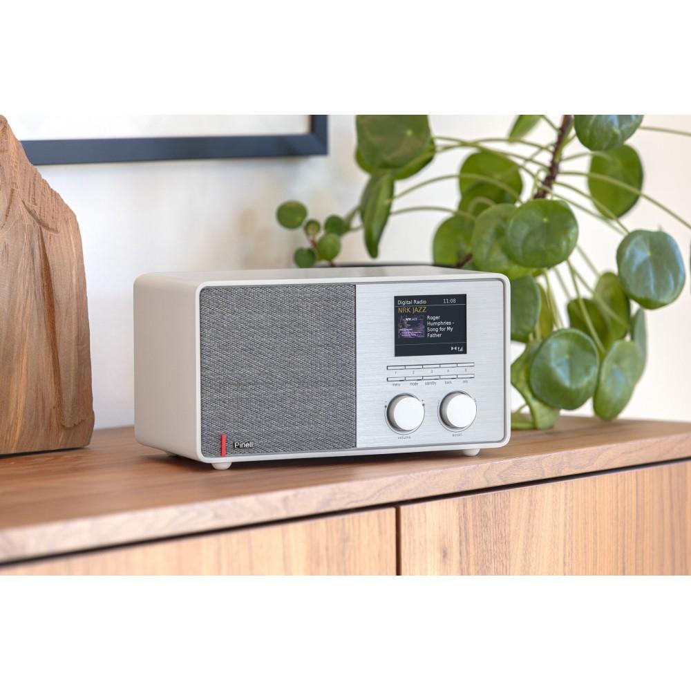 Pinell Supersound 301 radio - DAB+/FM/Nett/Spotify