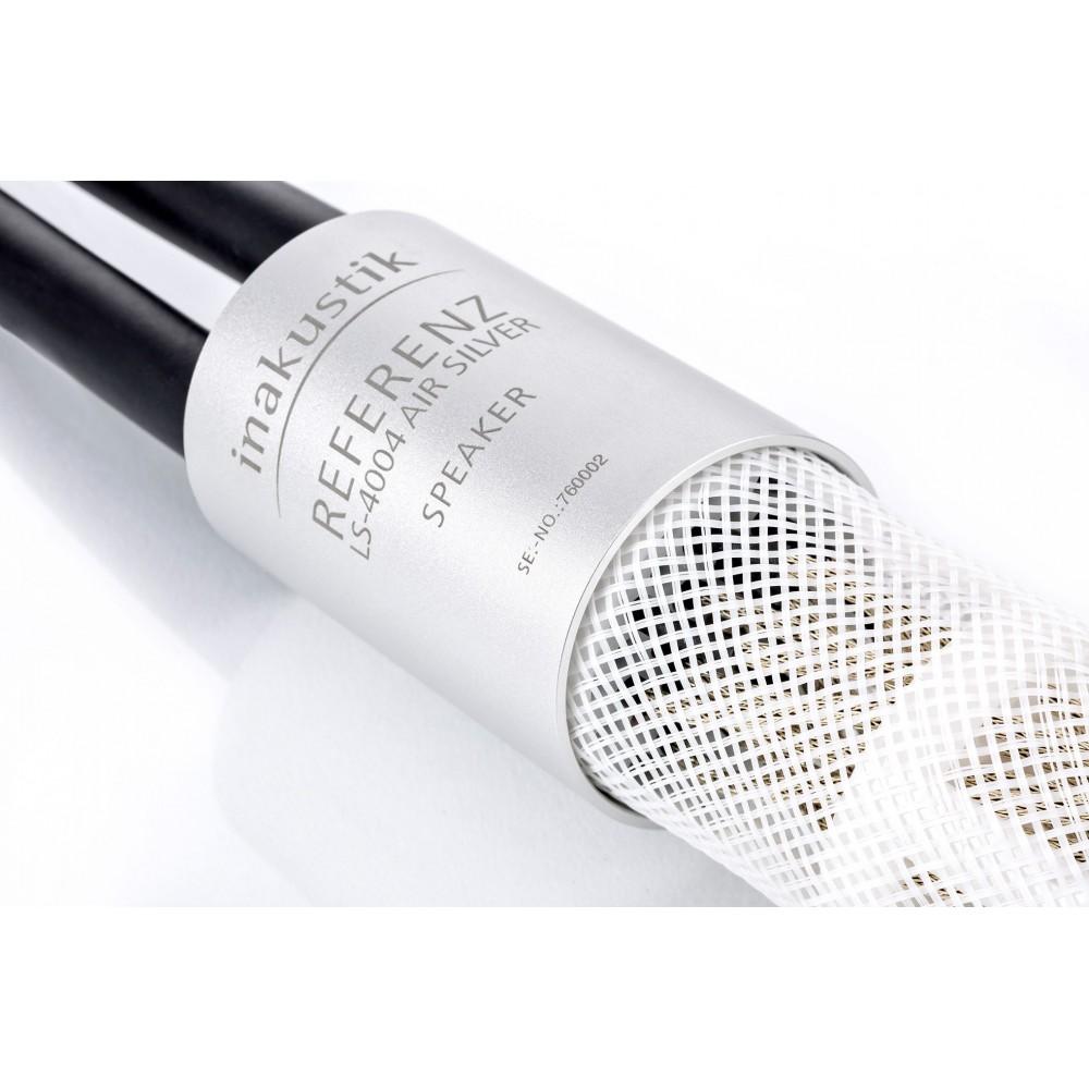 LS-4004 AIR Pure Silver høyttalerkabel - Reference Selection - In-akustik
