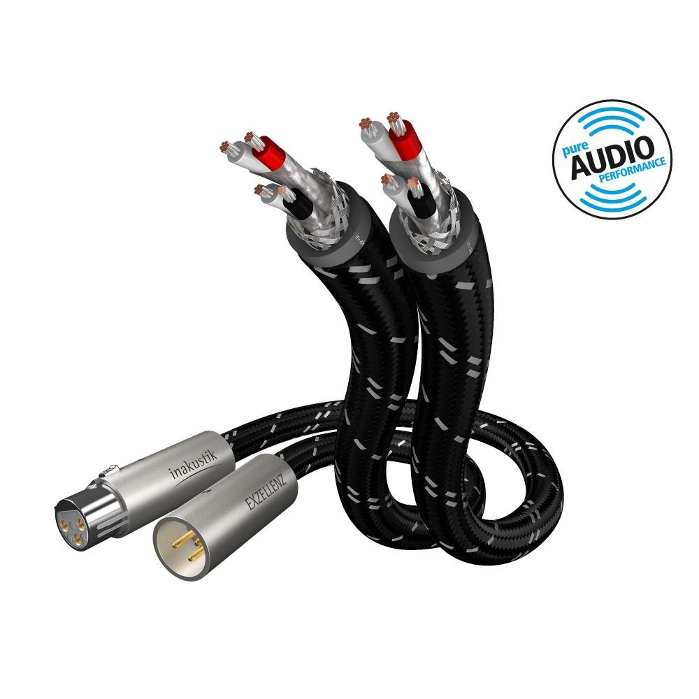 XLR-kabel analog -  Excellence - In-akustik