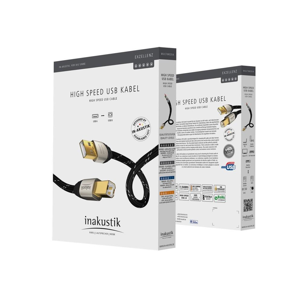 USB-kabel - Excellence - in-akustik