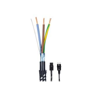 Strømkabel AC-1502 C13 - Reference - in-akustik