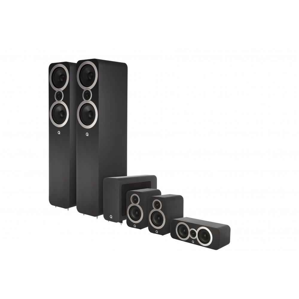 Q Acoustics 3050i - 5.1 hjemmekinopakke