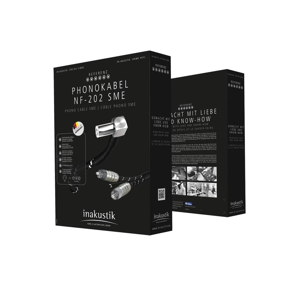 Phonokabel / platespillerkabel NF-202 - Reference - In-akustik