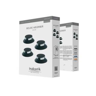 Bolide dempeføtter 4pk - Excellence - in-akustik
