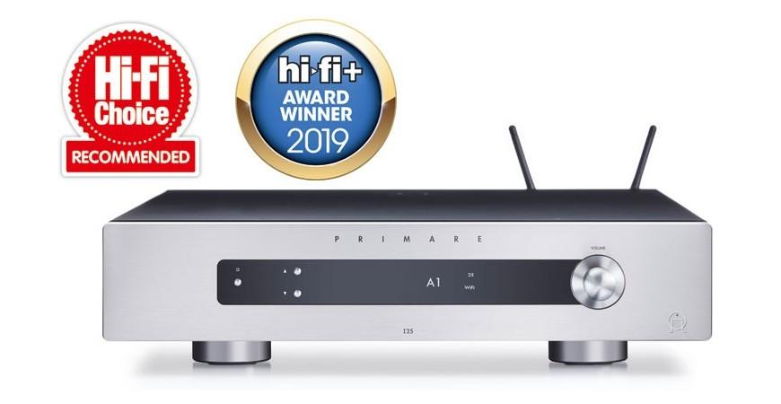 Primare I25 Prisma testet i Hi-Fi Choice: anbefales entusiastisk!