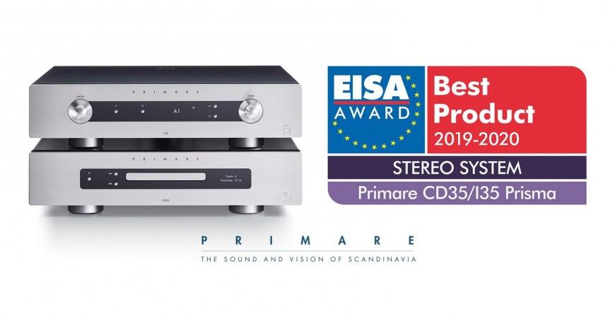 EISA-pris til Primare
