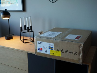 Unboxing: Primare I15 Prisma